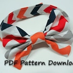 Boys to Men Bow Tie eBook Pattern and Instructions