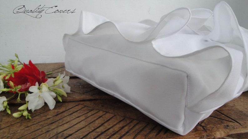 Everyday bag Customizable for Color Fabric Messenger Bag Diaper Bag 2 Zippers Large  HIDDEN Pocket  Waterproof lining Shoulder Bag