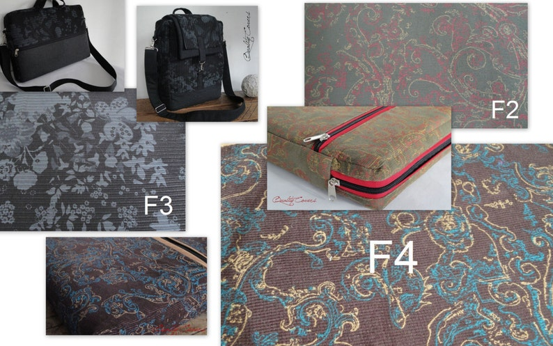 iPad Exterior Fabrics for Customizable Bags  Backpack  Cover any Tablet and Laptop MacBook;Toshiba; Lenovo etc