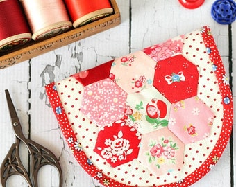 Hexie Sewing Kit PDF Sewing Pattern