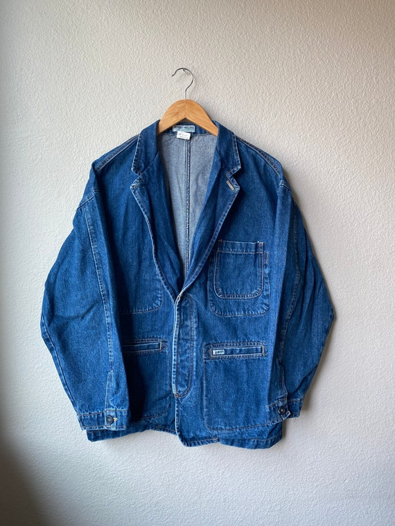 Vintage GUESS Jeans Blazer