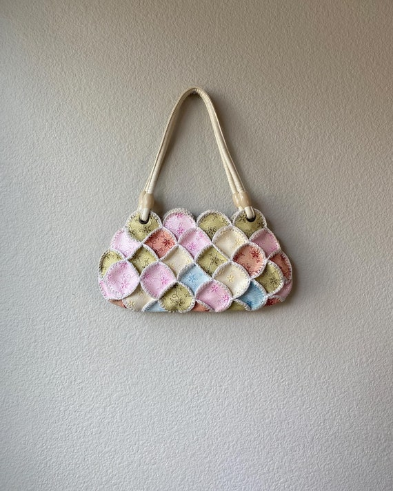 Vintage Patchwork Purse