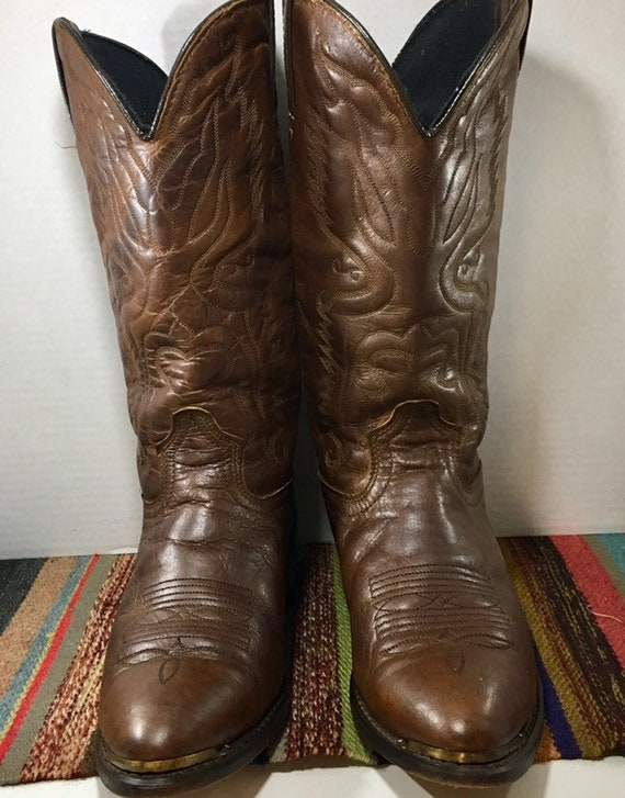 DURANGO WOMEN's SIZE 5 LEATHER COWBOY BOOTS Other Items For