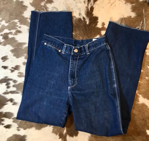 Vintage High Waisted Vidal Sasson Jeans vintage size 12