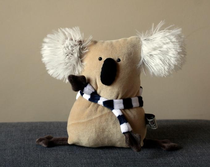Muma Long Arm Koala Plushie, Little Pocket Koala Stuffie Toy, Funny Marsupial Pocket Plush