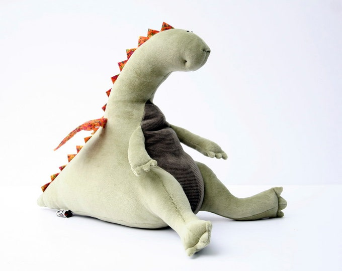 Fairy Tale Dragon, Big Plush Dragon