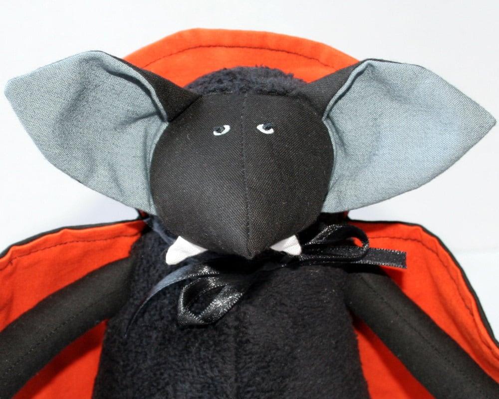 Vampire Bat For Halloween Stuffed Toy Plush Animal Kids Halloween