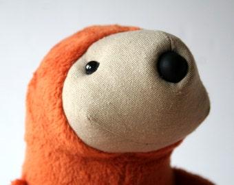 Orangutan Sloth Mama, stuffed plush animal toy for children