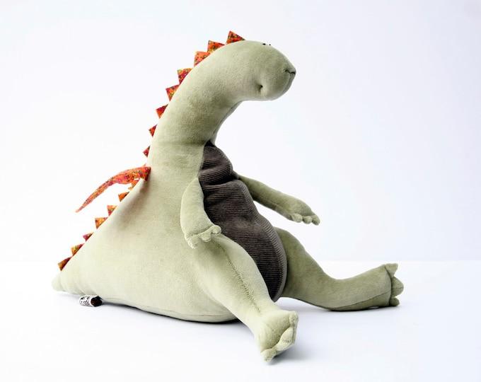 Fairy Tale Dragon, Big Plush Dragon