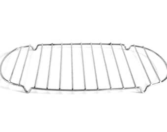 "Corningware P-21 Roaster Wire Rack for 13"" Open Roaster, Casserole / Roasting Dish Insert, Metal,"