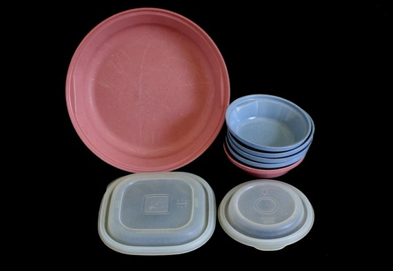 Rubbermaid Microwave Servin Saver Dishes 4 oz Bowl 28 oz | Etsy