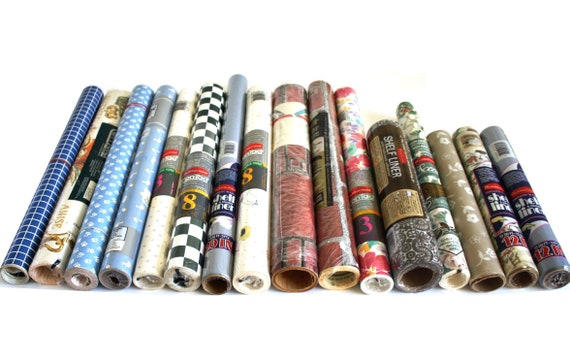contact paper shelf liner adhesive plastic floral brown etsy