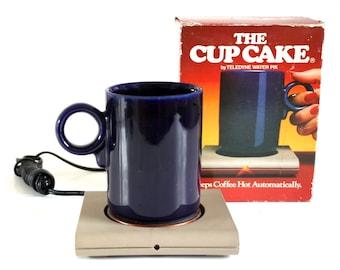 Cup Cake Mug Warmer with Original Magnetic Mug and Box (used)