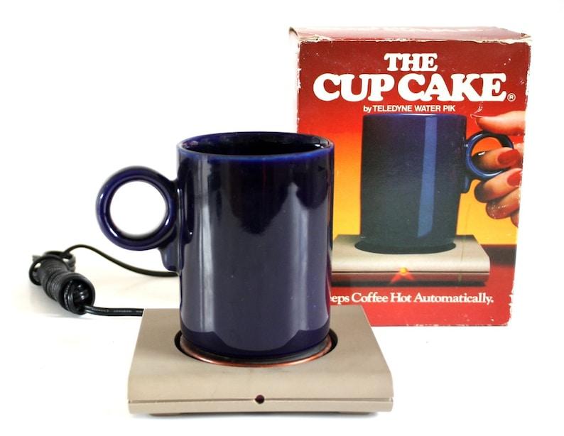 Cup Cake Mug Warmer with Original Magnetic Mug and Box used image 0