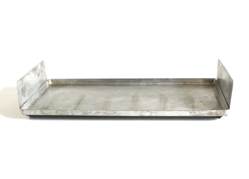 Vintage General Electric Toast R Oven Tray A4t93b A12t93b Replacement Part Aluminum Toaster Oven Baking Sheet With Sides