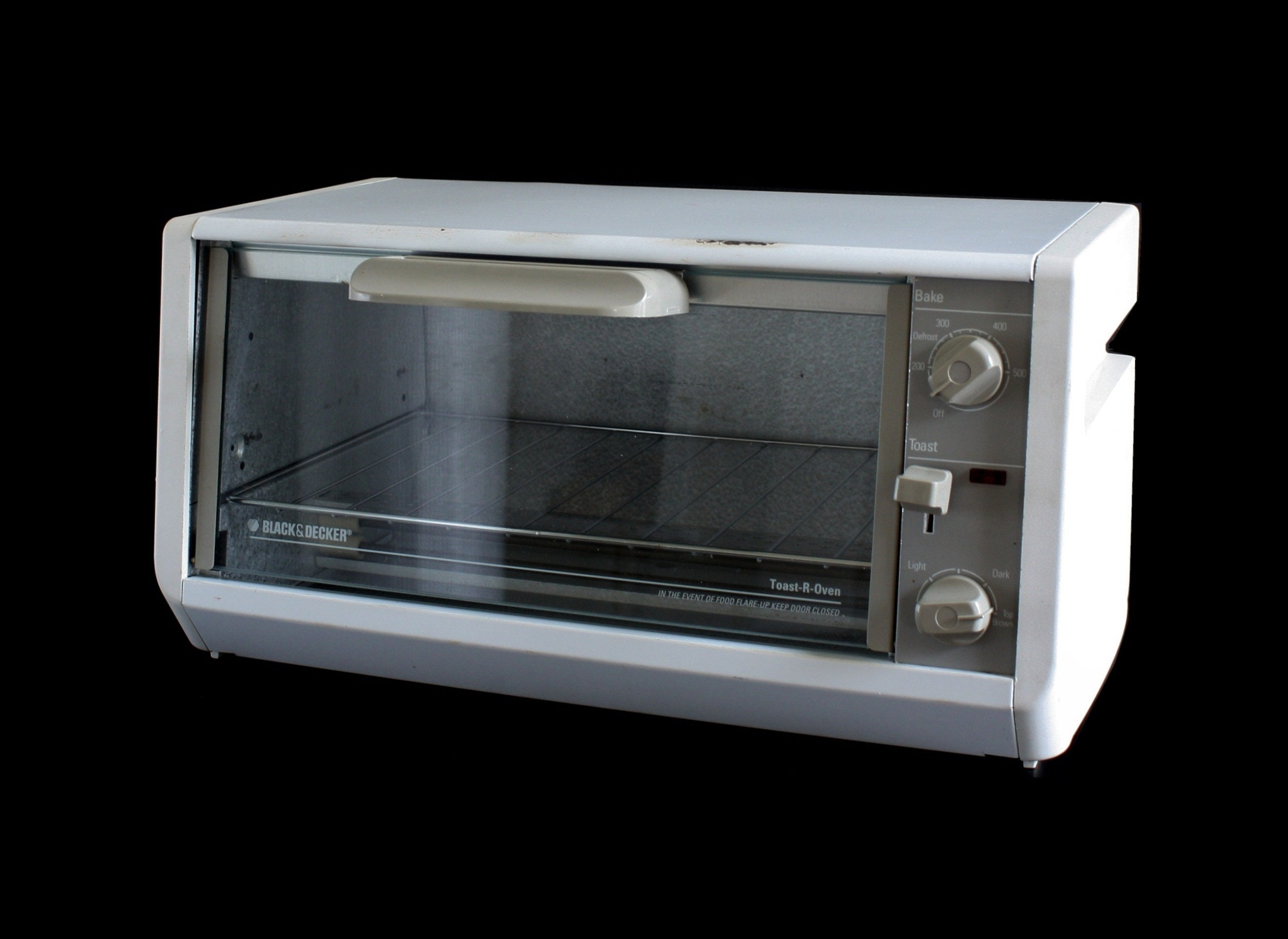 Black Amp Decker Spacemaker Toaster Oven Tro200 Ty2 Under Etsy