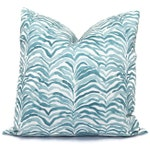Lacefield Seaside Serengeti Decorative Pillow Cover, Throw Pillow, Accent Pillow, Pillow Sham