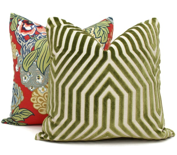 Our Nest Throw Pillow COVER 14