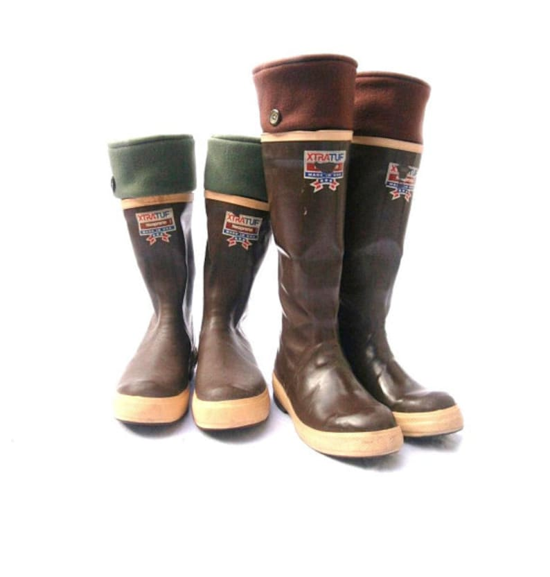 66258b9b80491 SLUGS Mens Fleece Rain Boot Liners in Olive Green Gifts For   Etsy
