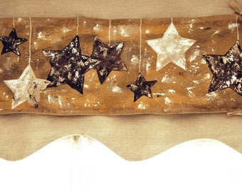 Christmas Star Decoration Wall Ornament