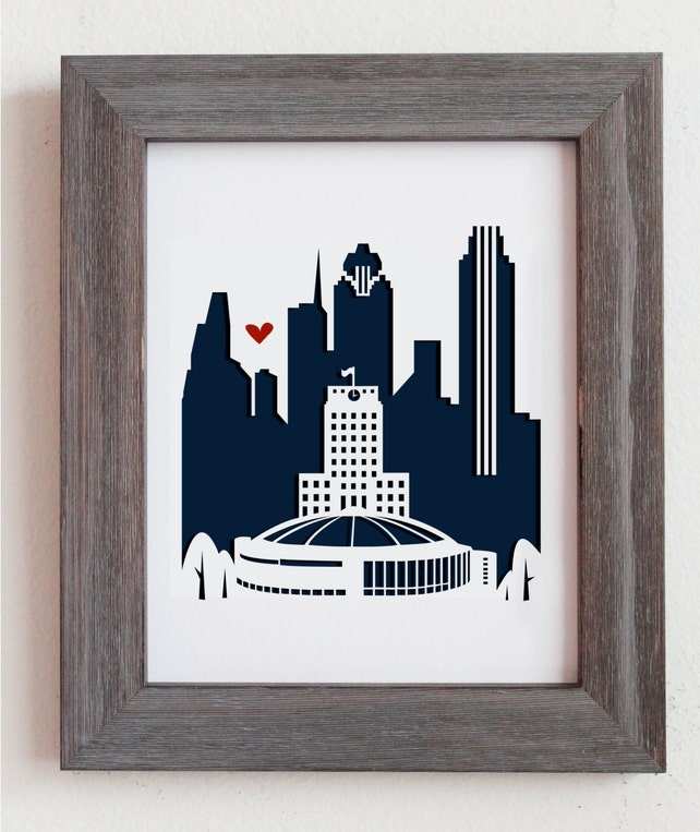 Etsy Wedding Gifts: Houston TX. Personalized Gift Or Wedding Gift