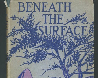 Beneath the Surface by Cassandra Franklin