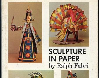 Sculpture in Paper by Ralph Fabri