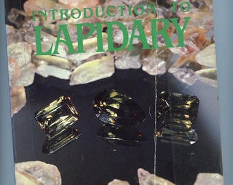 Introdution to Lapidary by Pansy D. Kraus
