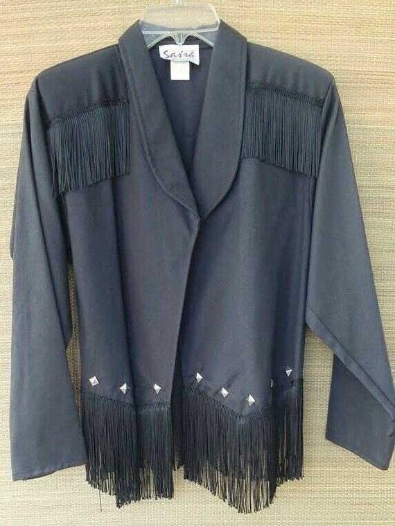 Vintage Western Style Jacket
