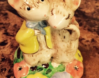 "Kitty Mc Bride Mice ""Just Good Friends"" Vintage from Beswick England Lovely!"