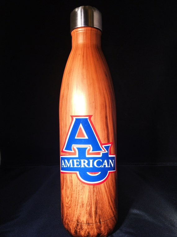 University/College Logo Custom Swell Bottles - Football, Baseball, Basketball Team
