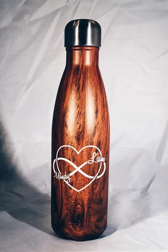 Wedding Infinite Love S'well Bottle - Wedding, Christmas, Anniversary, Valentine's Day Swell Bottle