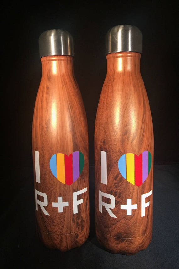 Mompreneur Rodan + Fields Swell Bottles - R + F Decals, I Love Rodan and Fields