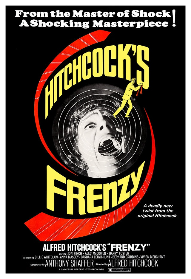 Image result for Frenzy movie poster