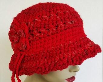Red Cloche
