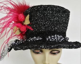 Steampunk Style Fashion Hat