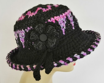 Women's Bowler Hat