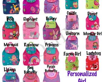 Personalized Kids backpack- Toddler Backpack -Monogrammed Toddler Backpack