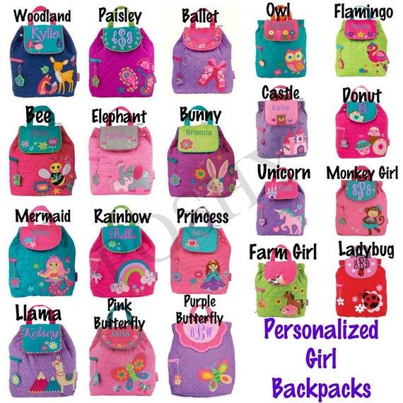 c80cd7af8d Toddler Backpack  Personalized toddler packpack Monogrammed