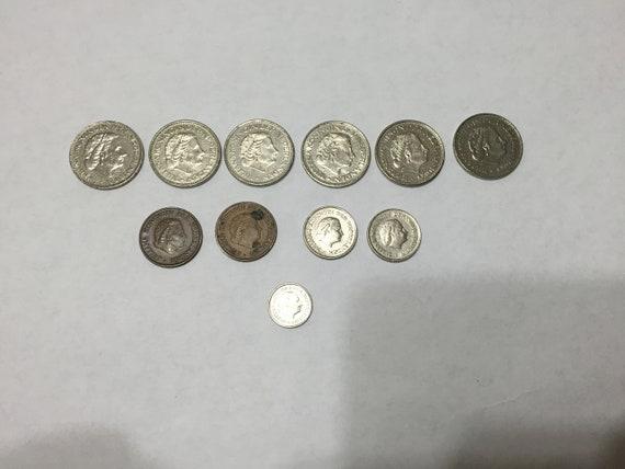 5 Cent Juliana Gulden Gulden Cent Nederland Niederlande Münze Etsy