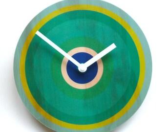 Objectify Rings Wall Clock