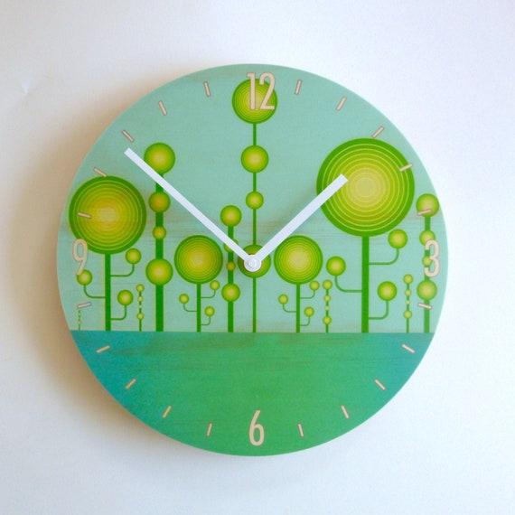 Objectify Beams Wall Clock
