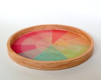 Objectify Plywood Bowl or Tray