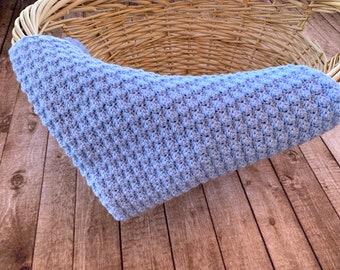 Crochet Pattern-- Twinkle Baby Blanket --Crochet Pattern