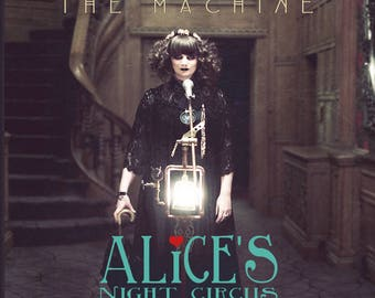 Alice's Night Circus 'The Machine' Medusa Steampunk Music