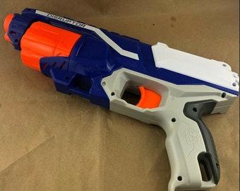 Nerf N-Strike Elite Disruptor Toy Gun Dart Blaster 6 Darts Rotating Drum