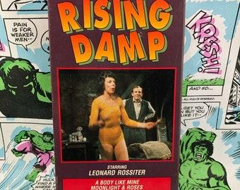 Rising Damp - Leonard Rossiter Eric Chappell -VHS- OOP