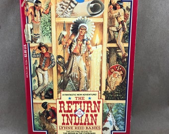 The Return of the Indian -Lynne Reid Banks- -Scholastic Books-