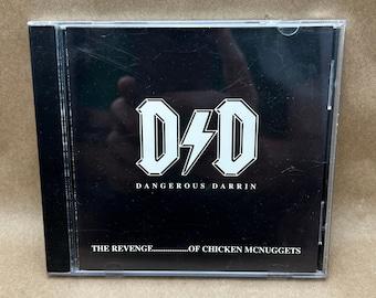 Dangerous Darrin -CD- Rare Goldfinger