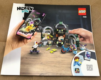 LEGO Hidden Side Manual -70430-